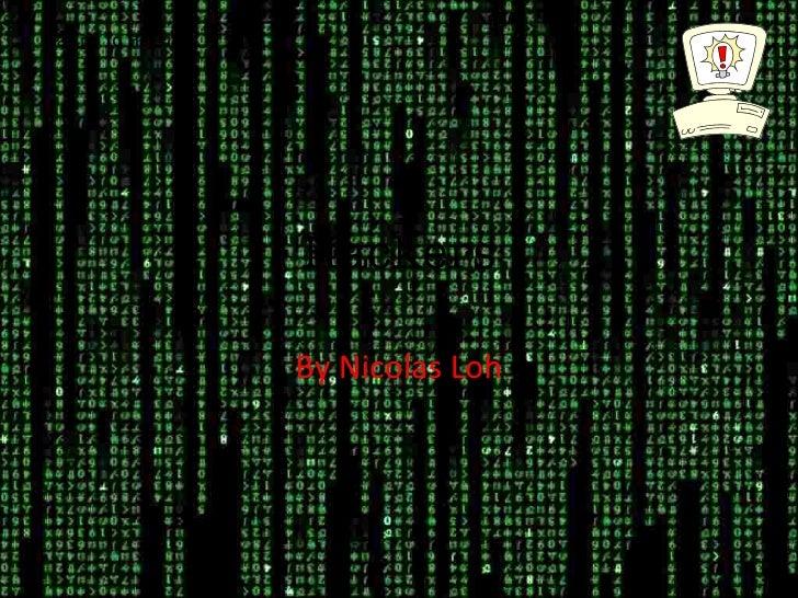 Hackers By Nicolas Loh