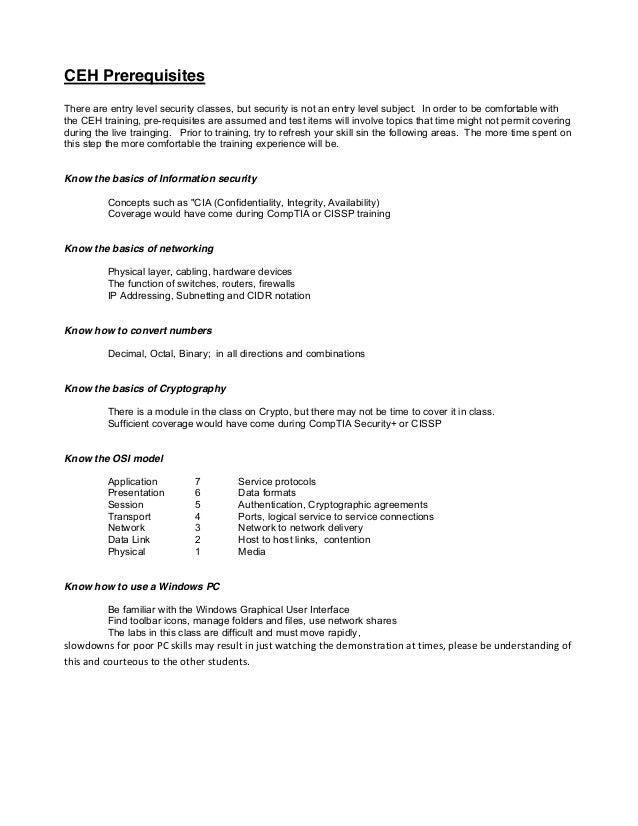 Ceh cheat sheet Coursework Sample