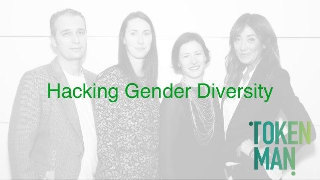 Hacking Gender Diversity