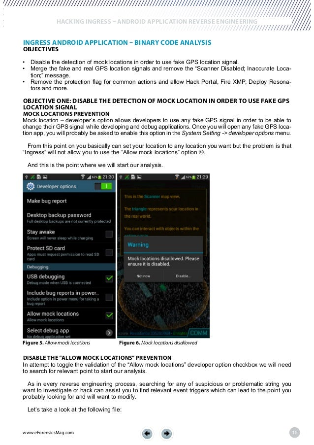 Hacking ingress