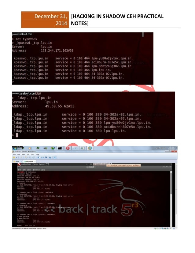 Hacking in shadows By - Raghav Bisht