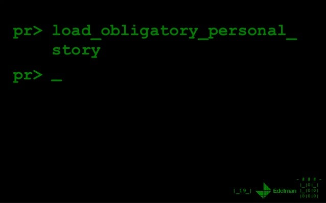 - # # # - |_|0|_| |_|0|0| |0|0|0| load_obligatory_personal_ story pr> |_19_| _pr>