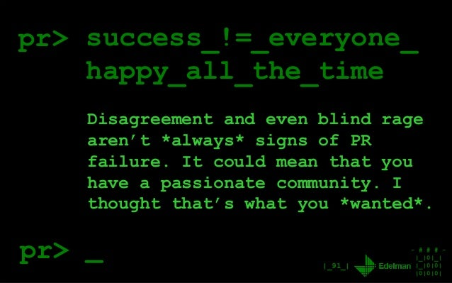 - # # # - |_|0|_| |_|0|0| |0|0|0| |_91_| pr> success_!=_everyone_ happy_all_the_time Disagreement and even blind rage aren...