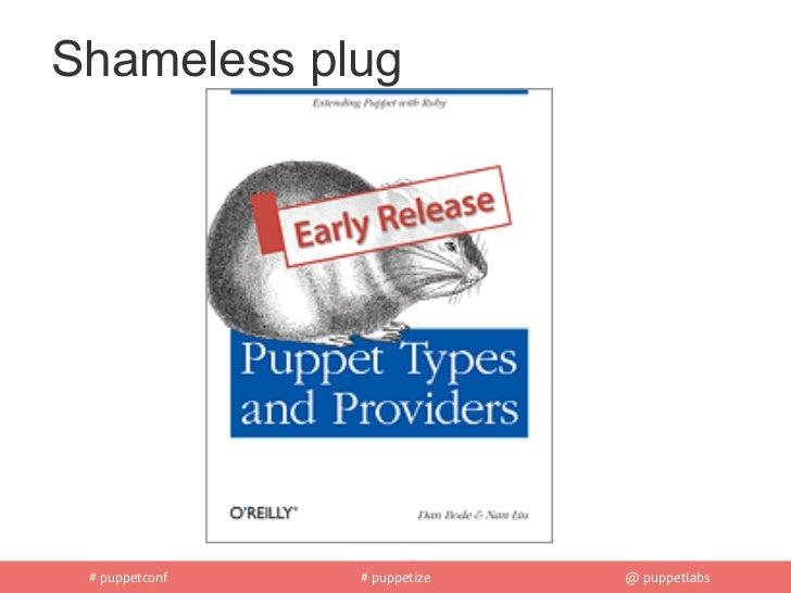 Hacking puppet Slide 3