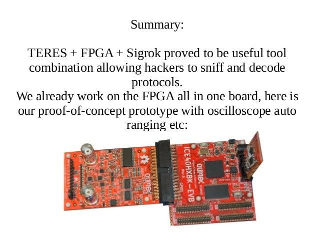 Hacking Soldering Robot with TERES-I DIY laptop