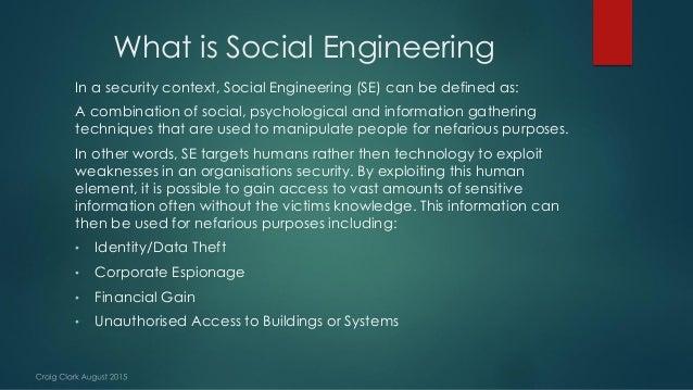 Hacking The Helpdesk Social Engineering Risks