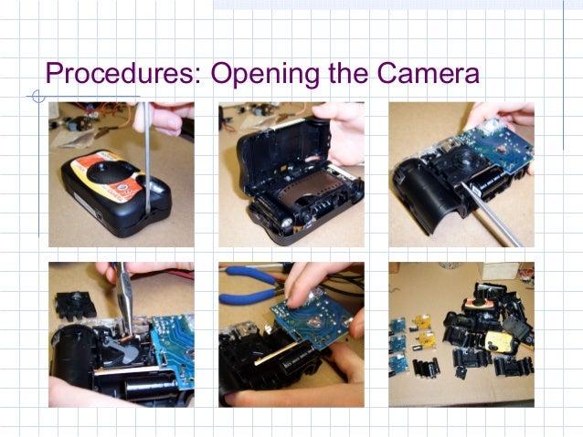 Hacking The Kodak Funsaver Flash