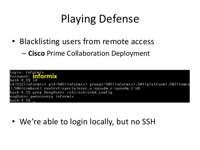 Things are heating up Reference: http://tools.cisco.com/security/center/content/CiscoSecurityAdvisory/cisco-sa-20150625-ir...