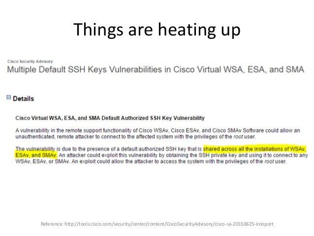 Hacking Virtual Appliances