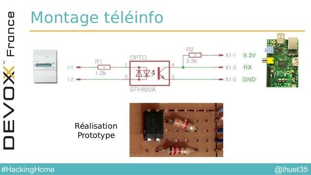 @lhuet35#HackingHome Module Teleinfo sur Node.js •https://github.com/lhuet/teleinfo-node var teleinfo = require('teleinfo'...