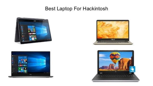 Hackintosh laptops