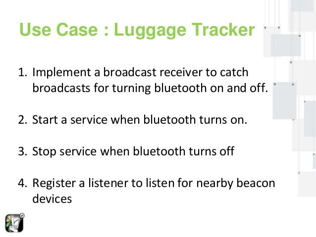Hack your business android+beacons+big data