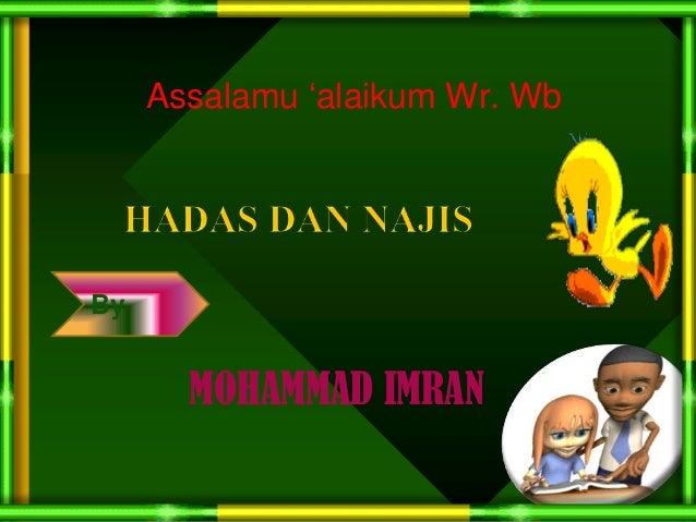 Assalamu 'alaikum Wr. Wb  By  MOHAMMAD IMRAN