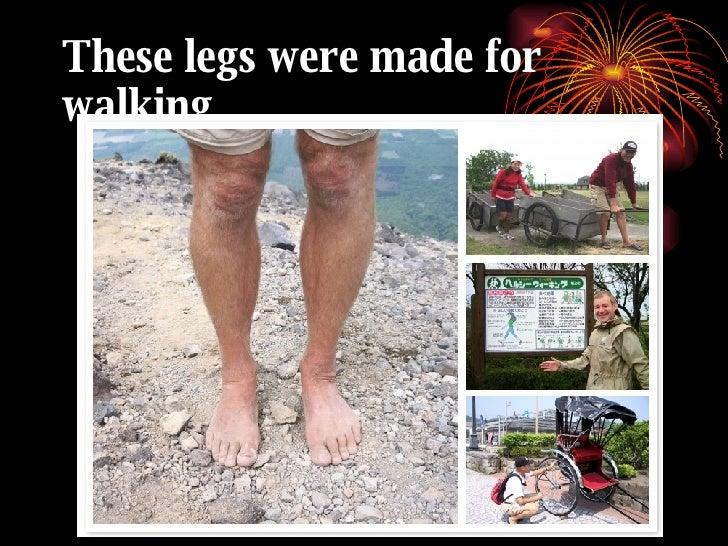 Barefoot through Japan Slide 2