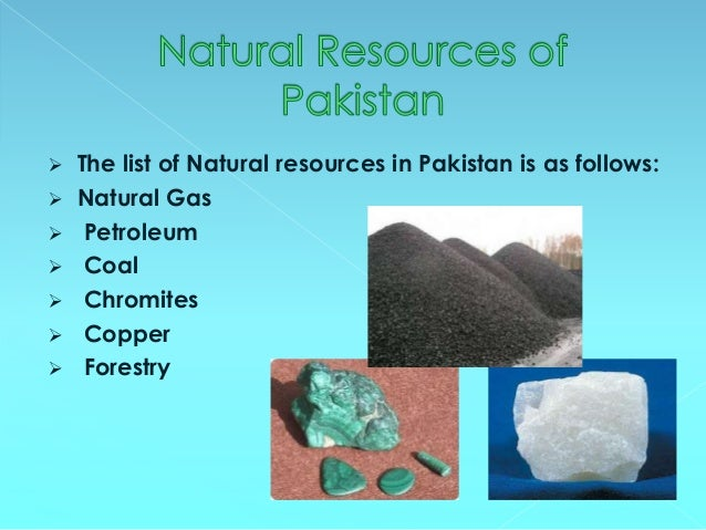 Is Oil Considered A Natural Resource