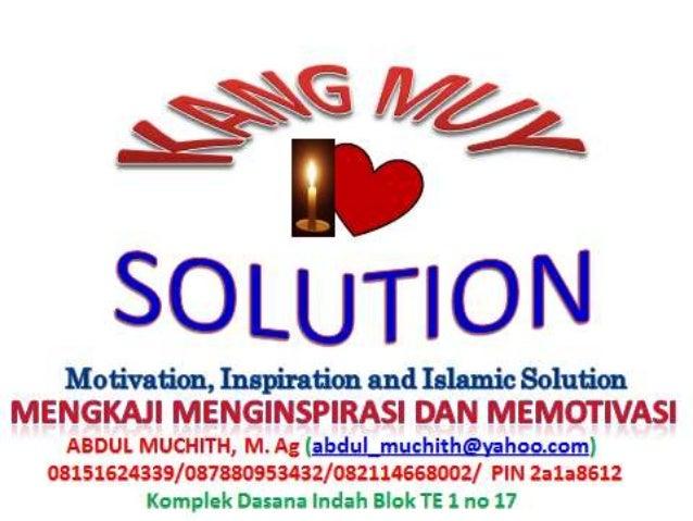 Hadis 2 iman – islam – ihsan masjid al jihad Bonang Tangerang Slide 2