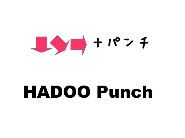 +パンチ HADOO Punch