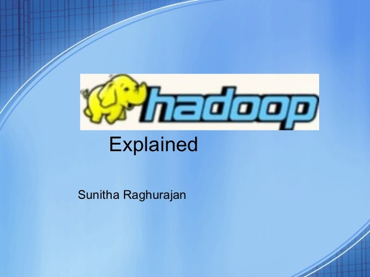 ExplainedSunitha Raghurajan