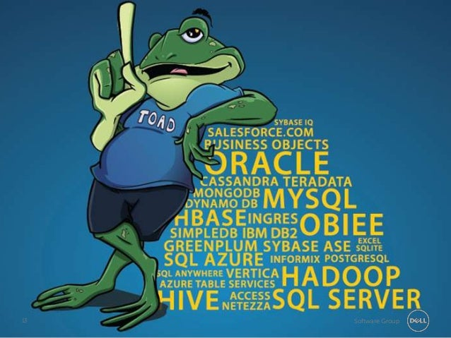 Toad oracle 11.5 torrent in Title/Summary
