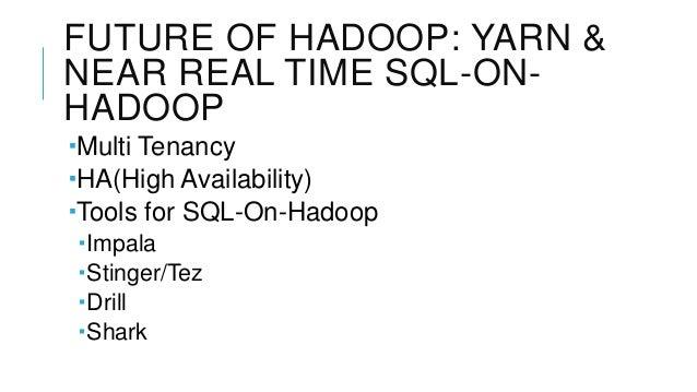 Hadoop Innovation Summit 2014
