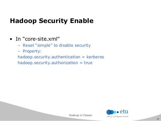 Hadoop security overview_hit2012_1117rev