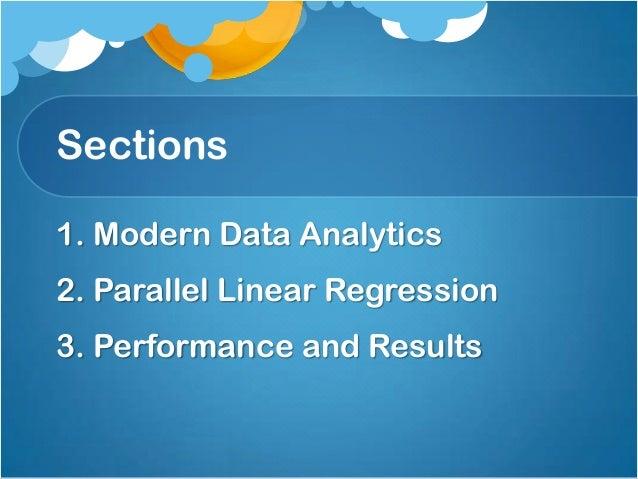 Hadoop Summit EU 2013: Parallel Linear Regression, IterativeReduce, and YARN Slide 3
