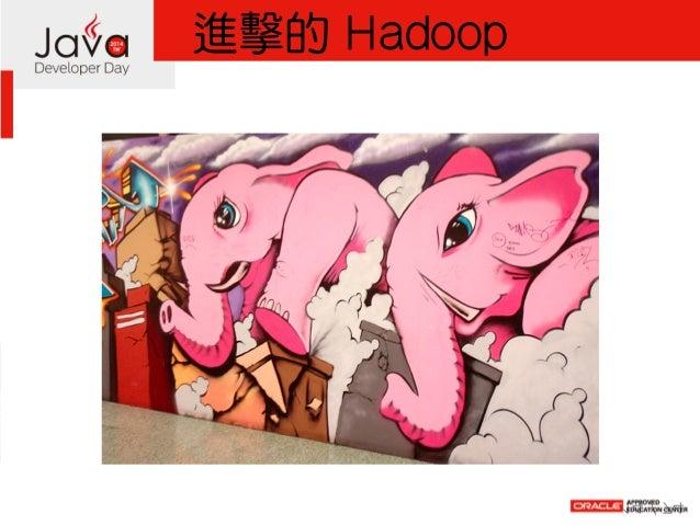 進擊的Hadoop 14/74