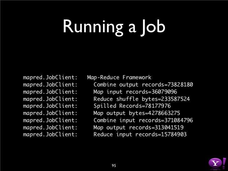 JobTracker WebUI