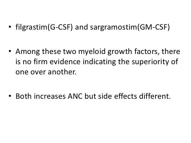 Haematopoitic growth factors dr. varun