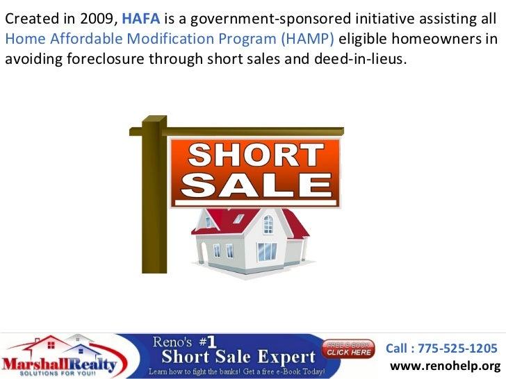 Home Affordable Foreclosure Alternatives Program Extended