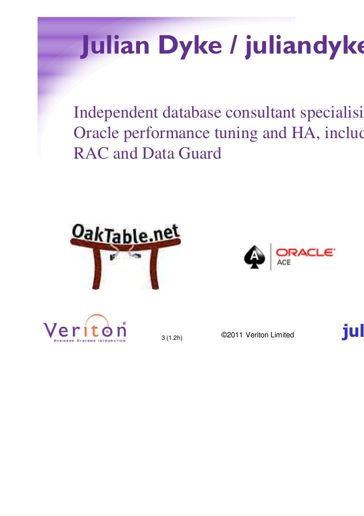 High Availability Options for Modern Oracle Infrastructures Slide 3