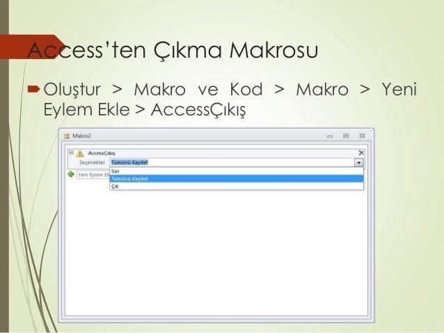 office 2013 makro