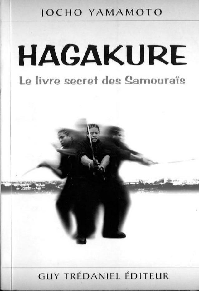 Yamamoto - Hagakure