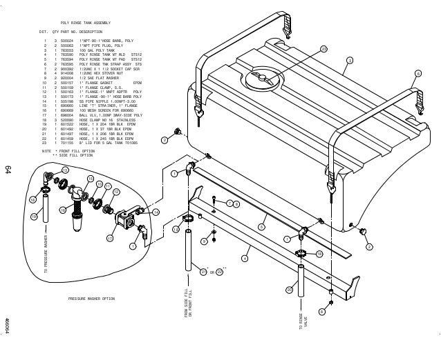 Hagie Sts10 Parts Manual 2010