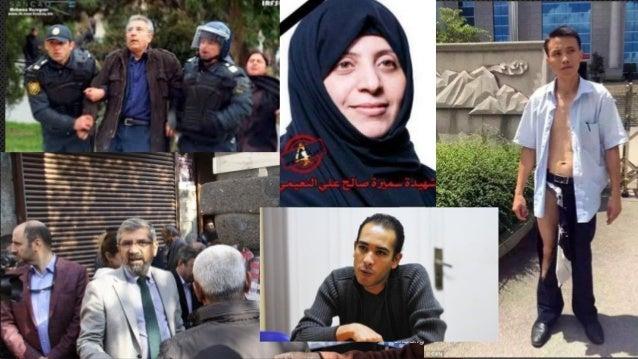 Endangered lawyers in Egypt Slide 3