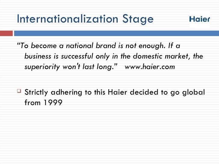 Haier Ocd Presentation