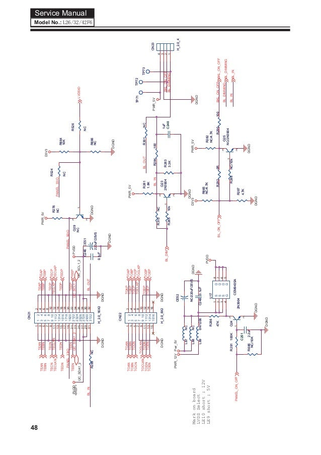 Haier l26 f6 l32f6 l42f6 sm oficial 1 – Le9 Wiring Diagram