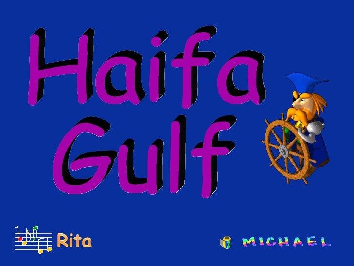 Haifa Gulf
