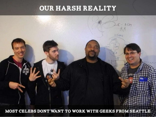 Haiku Deck: My startup story Slide 3
