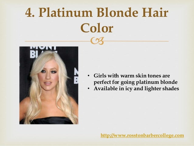 Platinum Blonde And Red Hair