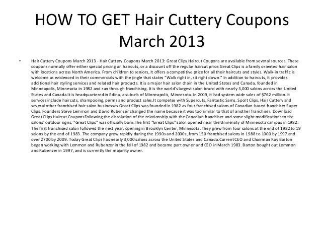 picture regarding Hair Cuttery Printable Coupons named Hair Cuttery Discount coupons March 2013 - Printable Hair Cuttery