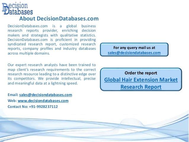 Hair extension market report 2016 2023 company profiles download the sample copy 6 pmusecretfo Gallery