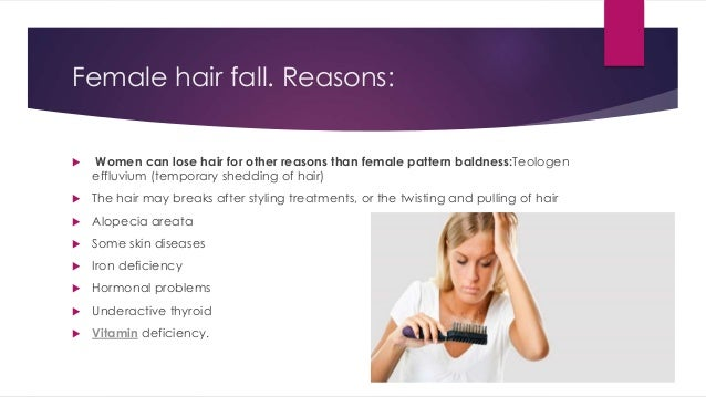 Fall Excessive How Hair Reduce To