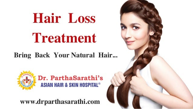 Hair Loss Treatment In Bangalore Hair Restoration Centre In India