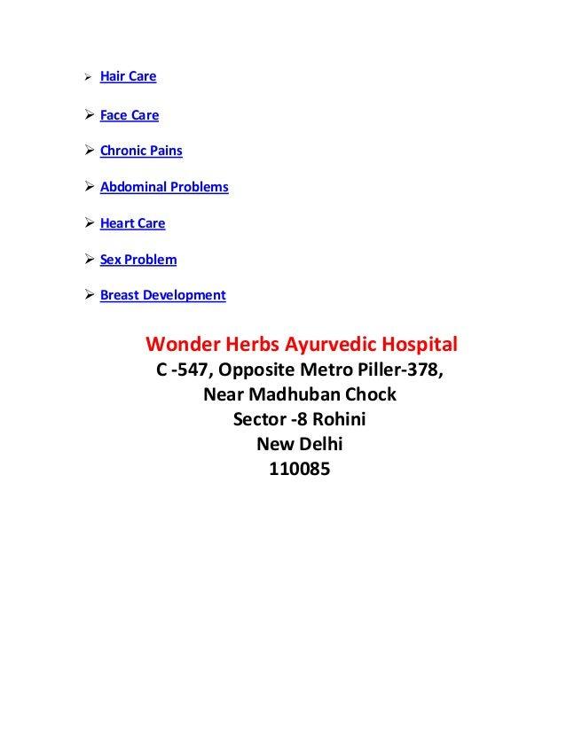 Ayurvedic Hair Specialist