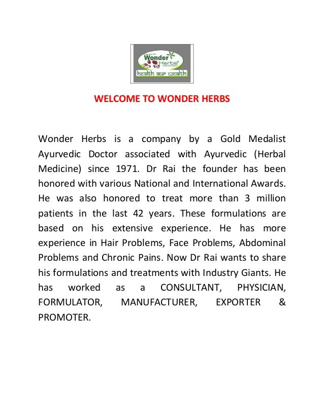 Ayurvedic Hair Specialist Slide 2