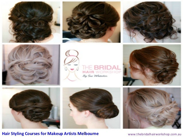 hair styling melbourne hair styling courses for makeup artists melbourne 4902