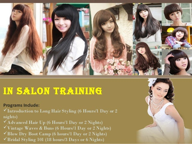 Hair Styling Training Courses Hair Styling Courses For Makeup Artists Melbourne