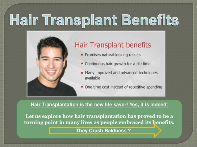 Hair Transplantation is the new life saver! Yes, it is indeed! Let us explore how hair transplantation has proved to be a ...