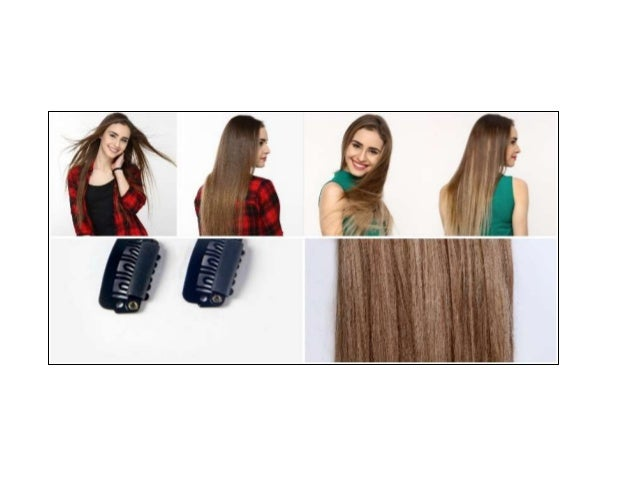 Do it yourself clip on hair extensions a step by step guide 4 solutioingenieria Image collections